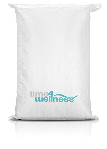 time4wellness Filterglas Filtergranulat für Sandfilteranlagen 0,5-1,0 mm 25 kg