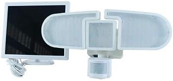 Nature Power 205 LED Triple Head Security Light