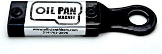 OIL PAN MAGNET - Metal particles that chip off your engines moving parts can cause extensive damage to those moving parts. Resulting in reduced engine efficiency, shorther engine life and lower MP