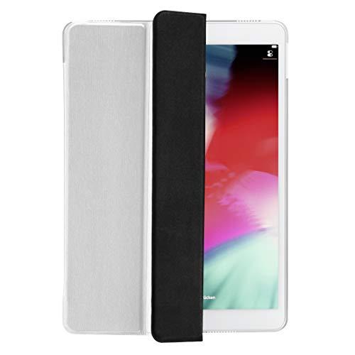 Hama iPad Cover/Tasche Bookcase Passend für Apple-Modell: iPad 10.2 (2019) Silber