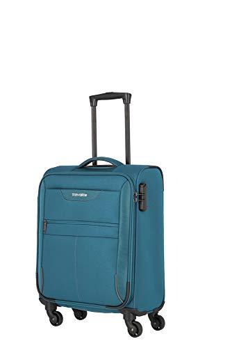 Travelite Sunny Bay - Maleta de cabina (4 ruedas, 55 cm)