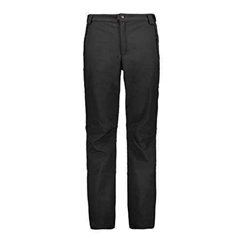 CMP - Lange Hose aus Softshell Climaprotect, Softshellhose für Herren S anthrazit