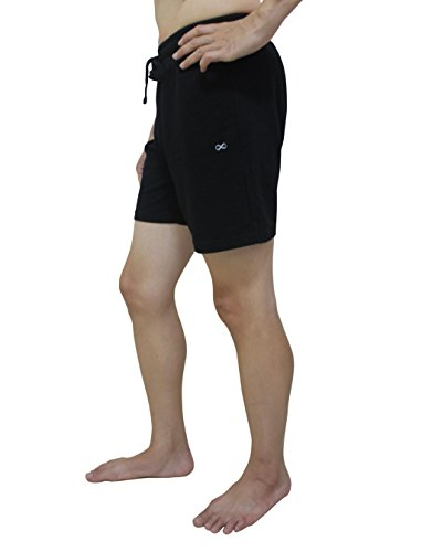 YogaAddict Yoga Shorts For Men, Quick Dry, No Pockets, For Any Yoga (Bikram, Hot Yoga, Hatha,...