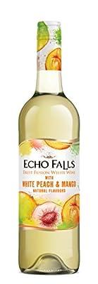 Echo Falls White Peach & Mango, 75 cl