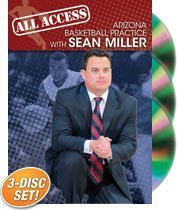 Sean Miller: All Access Arizona Basketball Practice (DVD) by Sean Miller