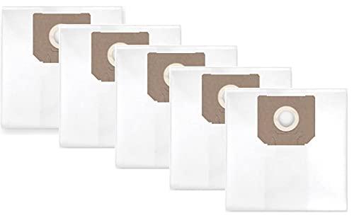 5x bolsas para aspirador tejido Hilti VC 20