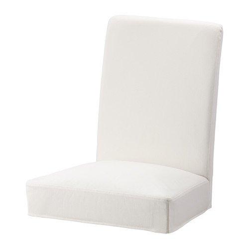 Ikea IKE-403.365.95 Henriksdal Stuhlbezug GRÄSBO weiß