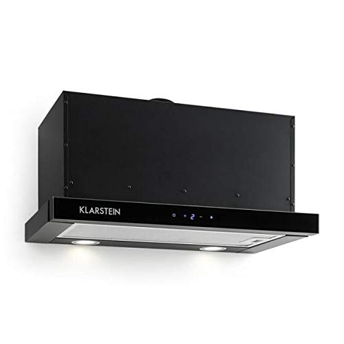 Klarstein Vinea Smart Edition • Campana extractora • Negro