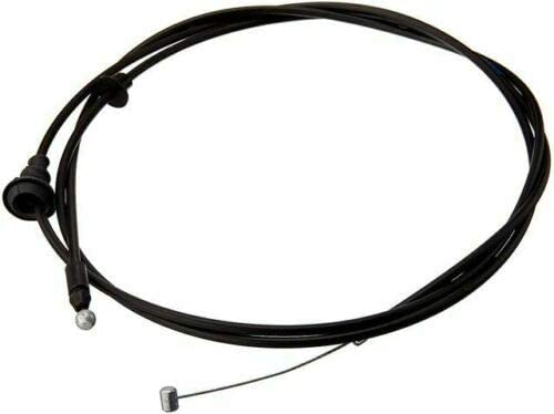 Sentinel Parts cheap New Orleans Mall Hood Release Cable with Compatible Handle Replace