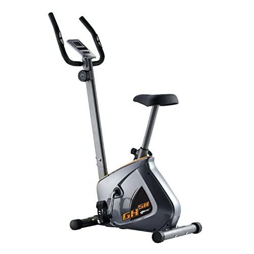 Ciclette Per Casa Offerte Cyclette da Camera Offerte Cyclette Economiche Professionale Ciclocamera Magnetica 'GH-511'Dimensioni 85x46x127