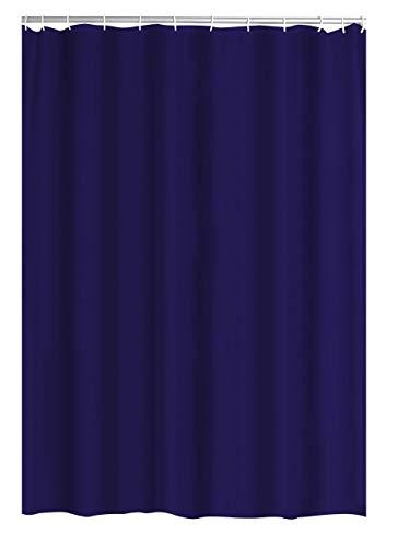 RIDDER Duschvorhang Textil Madison ultramarinblau 180x200 cm