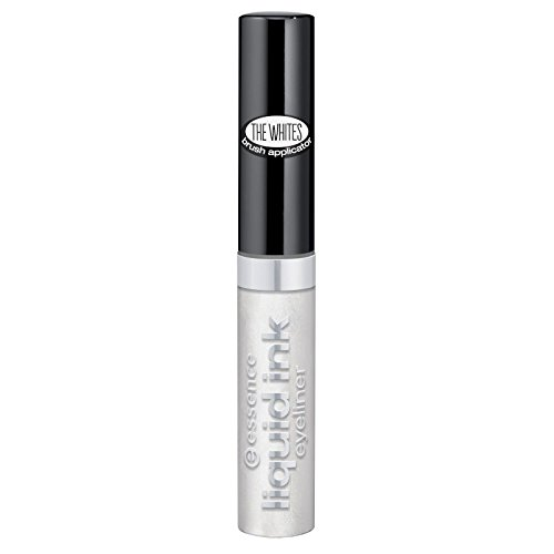 essence - Flüssig Eyeliner - liquid ink eyeliner 06 - light white