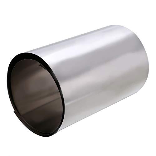 Dumadf Hoja de lámina de Titanio Ti TA2 Delgada Placa de Su