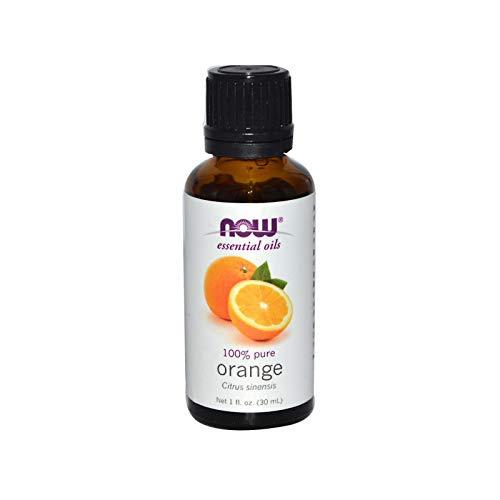 Now Foods Aceite Esencial, Aceite De Naranja Puro 1 Unidad 30 ml