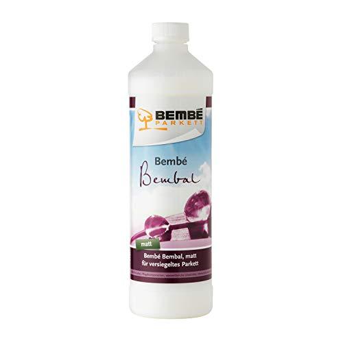 Bembé Bembal Parkettpflege MATT für versiegeltes Parkett 1 Liter