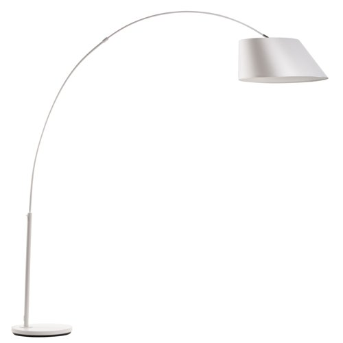 Zuiver - Stehlampe ARC Weiß