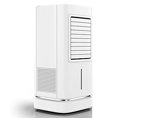 DSBN Aire Acondicionado refrigerado por Agua eléctrico, Ventilador de Aire Acondicionado portátil, Ventilador de refrigeración por Aire, pequeño humidificador de evaporación silencioso