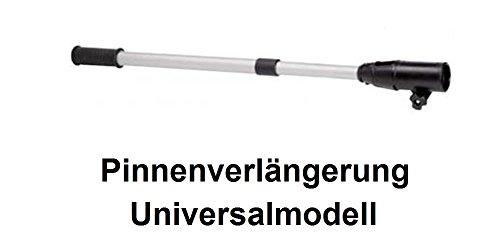 Pinnenverlängerung für Aussenborder 43-63cm Pinne verlängern