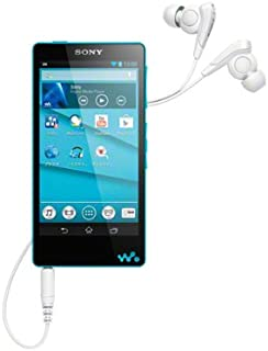 SONY ウォークマン Fシリーズ 32GB ブルー NW-F886/L
