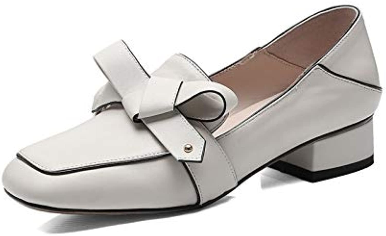 MENGLTX High Heels Sandalen Frauen Butterfly Knoten Pumps Fashion High Heels Echtes Leder Club Party Schuhe Frau Elegante Neue Pumps
