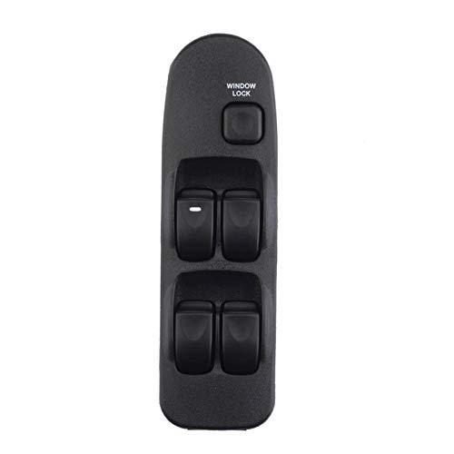 Interruptores y relés de coche de control eléctrico delantero del coche Interruptor de ventana maestro para Mitsubishi Carisma Space Star 96-04 botones MR740599 MR792845 (color: conductor maestro)