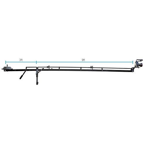 PROAIM Astra - Mini brazo profesional para cámara de vídeo DSLR, de...