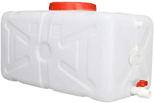 RSH 30L De Agua Depósito Bidón De Agua con Grifo Envase Agua Que Acampa Impermeable Y Resistente Portátil para Auto, Viajar, Senderismo, Pesca, Camping Y Excursión