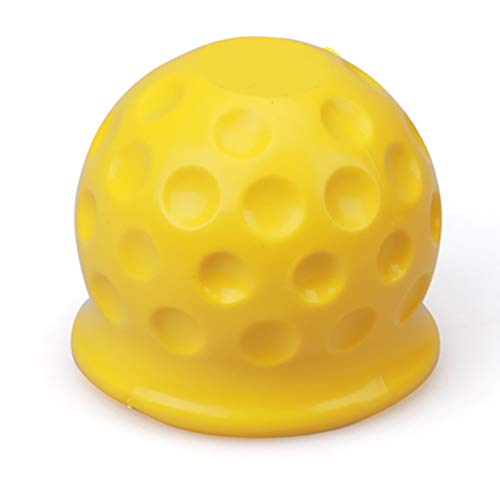 Timetided Accesorios de Remolque Cubierta de Cabeza de Bola para Remolque Cubierta Protectora de Cabeza de Bola Cubierta de Bola de Remolque Duradera