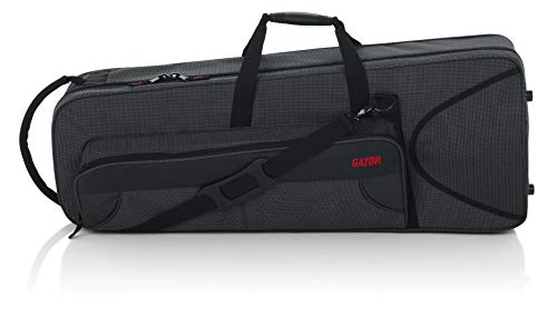 GATOR管楽器軽量ケーストロンボーン用ストラップ1本付属GL-TROMBONE-F