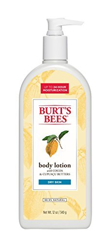 Burt's Bees Cocoa and Butters de Cupuaçu Lotion pour le corps, 12 Ounce by Burts Bees Body Care