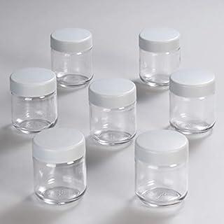 comprar comparacion Severin EG 3517 - Vasos de repuesto para yogurtera con tapa, 8 unidades