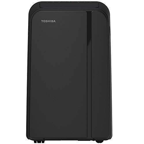 TOSHIBA 14,000 BTU Portable Air Conditioner w/Remote RAC-PD1411CRU (Renewed)