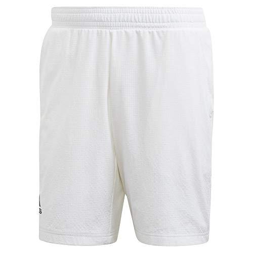 adidas Ergo - Pantalones Cortos para Hombre, Ergo Solid Pantalón Corto, Hombre, Color Blanco, tamaño Small 7'