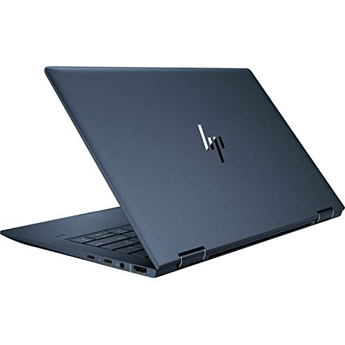 HP Elite Dragonfly 14-inch Laptop (8th Gen Core i7-8565U/16GB/1TB SSD/Windows 10 Pro/Intel UHD620 Graphics), Black