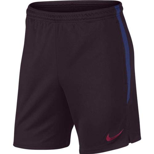 Nike FCB M NK Dry Strk Short Kz pour Homme, Burgundy Ash/Deep Royal Blue/Noble Red, XL