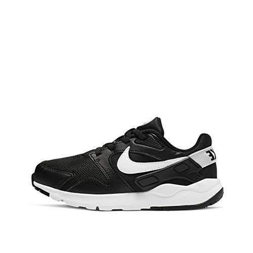 Nike Jungen Ld Victory Laufschuhe, Schwarz/Weiß, 35 EU