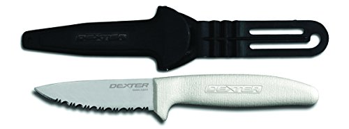Dexter Outdoors Utility/Net Knife with Sheath, 3-1/2'