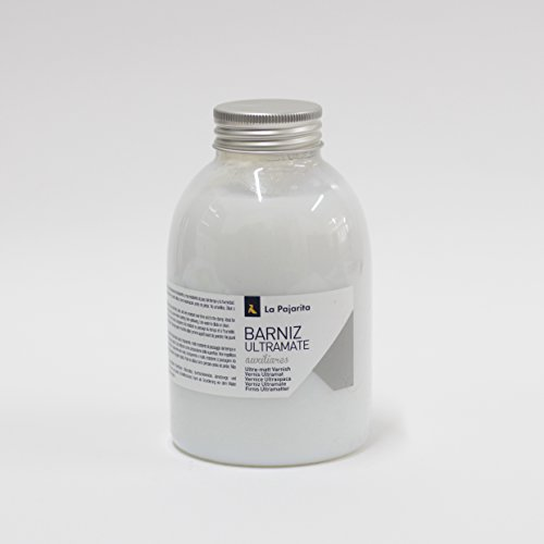 Bote de Barniz Acabado Ultramate 500 ml La Pajarita 124215
