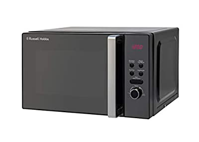 Russell Hobbs RHM2034B 20 Litre Black Digital Microwave with Grill from Russell Hobbs