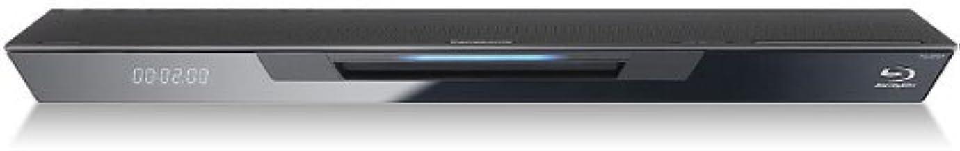 Panasonic DMP-BDT320 Integrated Wi-Fi 3D Blu-ray DVD Player,Black
