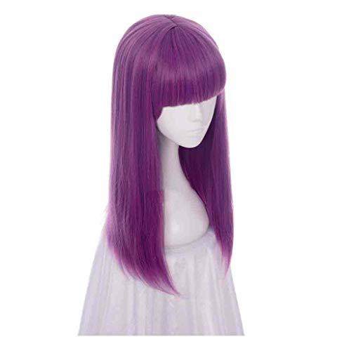 comprar pelucas purpura online
