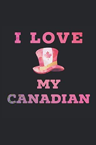Kanada Notizbuch: Kanada Geschenk Notizbuch Tagebuch Planer Notizblock 100 karierte Seiten 6x9 Zoll (ca. DIN A5) Geschenkidee
