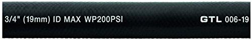 BLUREA EPDM Druck- / Saugschlauch Meterware, für AdBlue®, UV-und witterungsbeständig