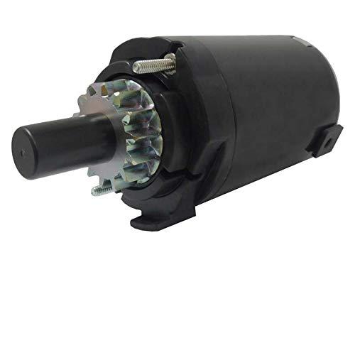 New Starter Replacement For Kohler 18 19 21 HP 20-098-01 20-098-01S 20-098-05 20-098-05S 20-098-06 20-098-06S 20-098-08 20-098-10 20-098-10S Toro New Holland K0H2009805S KH2009805S 2009805