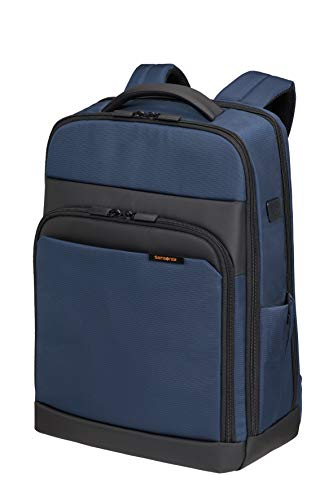 Samsonite Mysight Zaini per laptop, 17.3 Zoll (46 cm - 25.5 L), Blau (Blue)