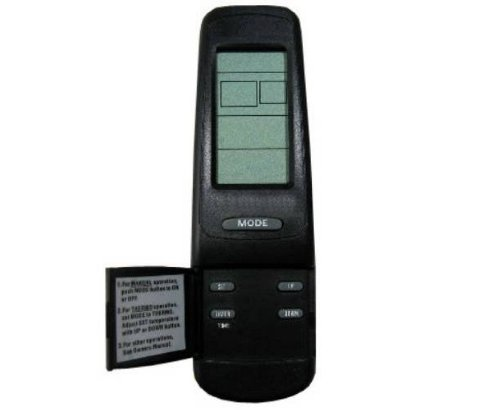SkyTech Smart-Batt II/III Fireplace Remote, Black