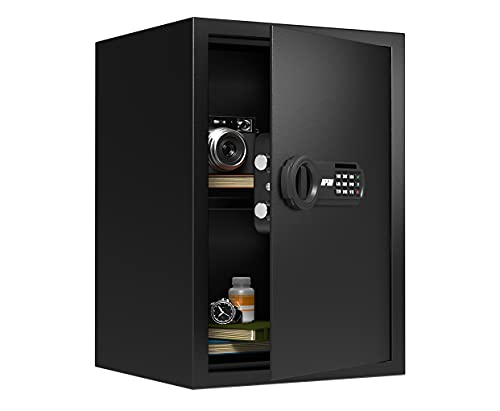 RPNB Deluxe Safe and Lock Box,Money Box,Digital...