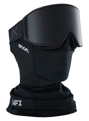 Burton MFI Midweight Neckwarmer Sturmhaube, Black, One Size