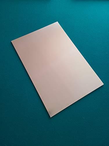 "2 Pack .125 6062 T6 Aluminum Sheet Metal Plate. 6"" x 6"" 2 pcs."
