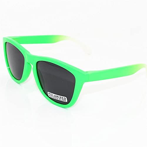 WQZYY&ASDCD Gafas de Sol Gafas De Sol De Moda Gafas Polarizadas Camping Hombres Mujeres Deportes Gafas De Sol Gafas De Tendencia Gafas De Conducción-Frogss_4